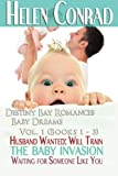 img - for Destiny Bay Romances~Baby Dreams Vol. I (Books 1-3) (Volume 1) book / textbook / text book