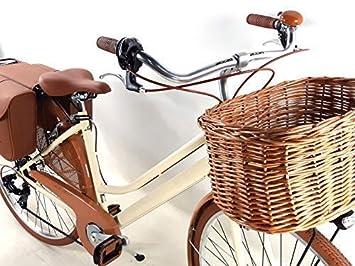 PROMOCIÓN - Idea Regalo Navidad 2019 / Bicicleta Mujer Vintage con ...