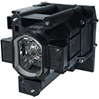 Diamond Lamp for CHRISTIE LWU501i Projector with a Philips bulb inside housing