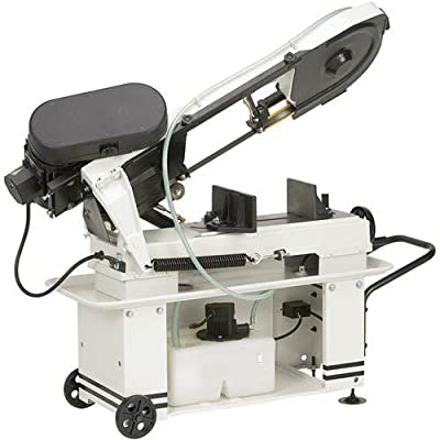 SHOP FOX M1014 7-Inch by 12-Inch Metal Bandsaw from Shop Fox
