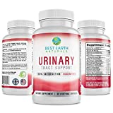 Urinary Tract Complete Support Made with Cranberry, Milk Thistle, Pomegranate, Turmeric, Bromelain and More