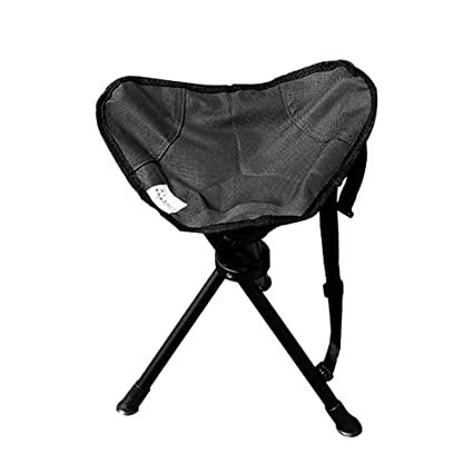 Fabulous Amazon Com Wzfq Outdoor Triangle Folding Stool Convenient Unemploymentrelief Wooden Chair Designs For Living Room Unemploymentrelieforg
