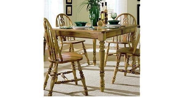 Amazon.com - Cochrane Furniture Thresher\'s Too Dining Table ...