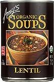 #9: Amy's Organic Soups, Lentil, 14.5 Ounce