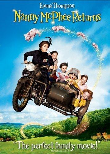 Nanny McPhee Returns (Nanny Mcphee And The Big Bang Review)