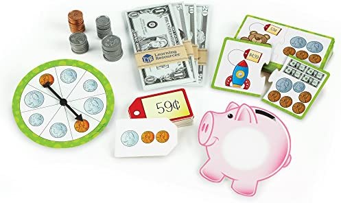 Learning Resources Money Activity Pieces product image