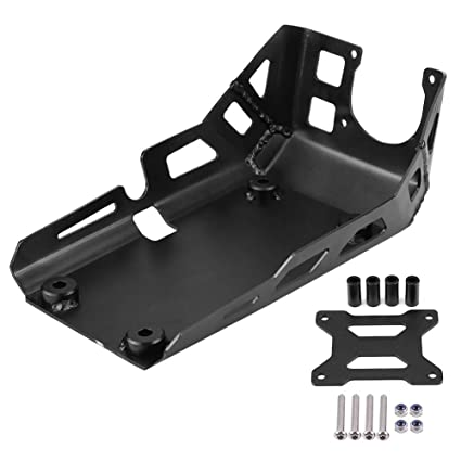 Back To Search Resultsautomobiles & Motorcycles Engine Chassis Protective Cover For Bmw G310gs G310r Motorcycle Expedition Skid Plate Guard Black Silver 2 Colors Optional New Motorcycle Accessories & Parts