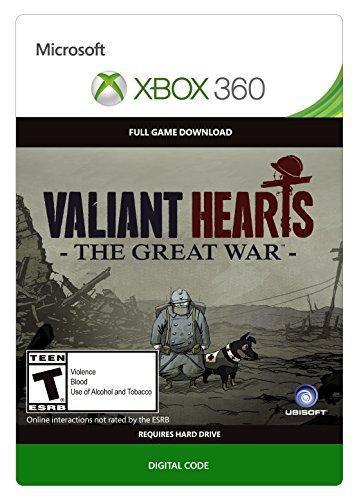 Valiant Hearts - Xbox 360 Digital Code by Ubisoft
