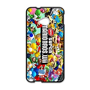 HTC One M7 Phone Case Super Mario Bros S-S98940