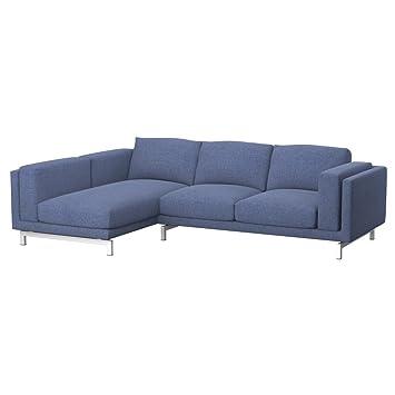 Soferia Housse Supplementaire Ikea Nockeby Canape 2 Places