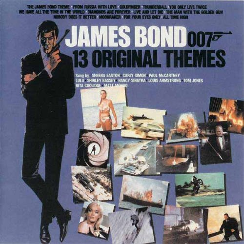 James Bond: 13 Themes