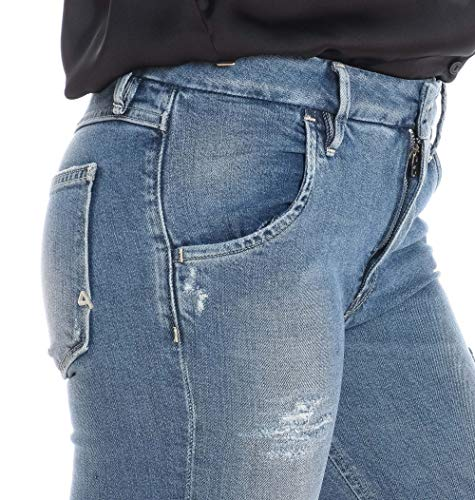 Wpt424d11839049 Azul Algodon Mujer Cycle Jeans X8qzx