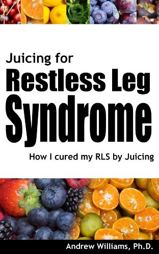 Juicing for Restless Leg Syndrome