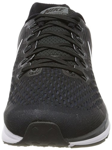 Nike Jordan instigador zapatillas de baloncesto, varios coloures 001 BLACK/WHITE-DARK GREY-ANTH