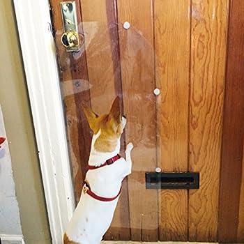 Amazon Com Delux Door Guard Pet Claw Innovation