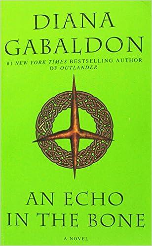Book An Echo In The Bone