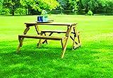 Merry Garden Interchangeable Wooden Picnic Garden