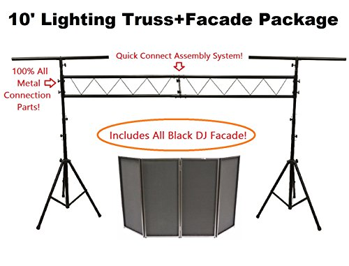 Event Facade Black Lighting System product image