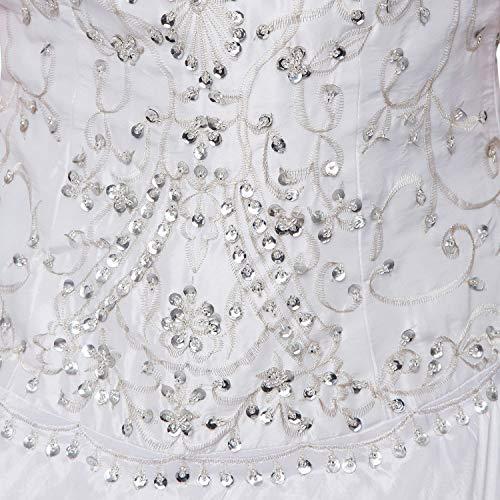 Size Top Baile Sexy Noche White Tube Tirantes De White Vestidos color Sin Rhinestone Hemotrade Mujeres Mini Size12 qv6wX5xg