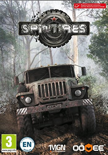 OOVEE Spintires: Offroad Truck Simulator PC GAME ()