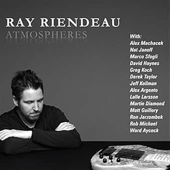 Atmospheres de Ray Riendeau en Amazon Music - Amazon.es