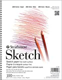 Strathmore 25-515 200 Series Sketch Pad, 5.5