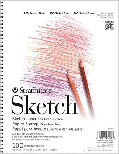 Strathmore 25 515 Sketch Bound Sheets product image