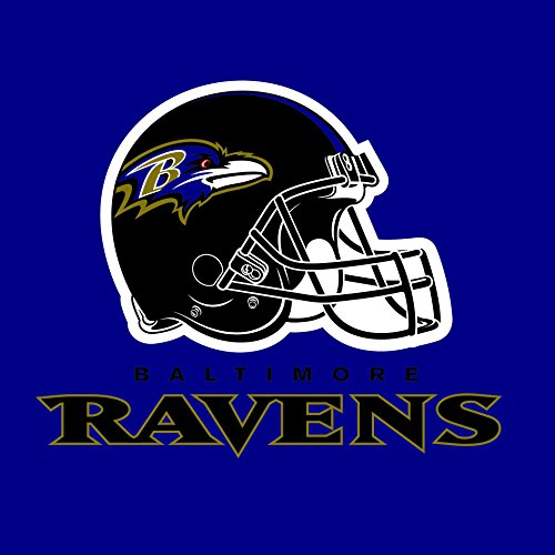 Paper Baltimore Ravens (Creative Converting 16 Count Baltimore Ravens Lunch Napkins)