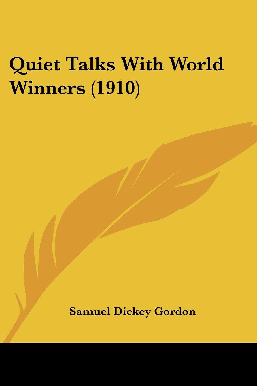 Quiet Talks With World Winners (1910) PDF