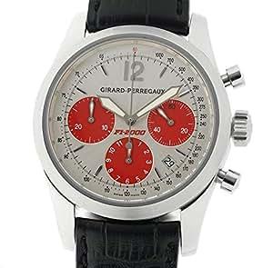 Girard Perragaux Ferrari Automatic-self-Wind Male Watch (Certified Pre-Owned)