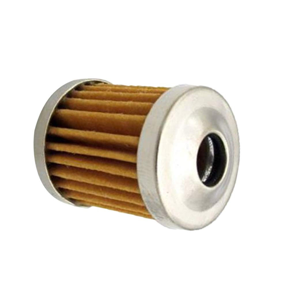 D DOLITY Replacement Fuel Gas Petrol Gasoline Oil Filter Motorcycle Motorbike
