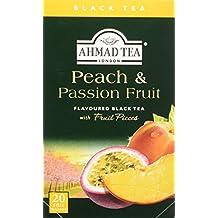 Ahmad Tea of London Peach & Passion Fruit Tea Bags 20s Box
