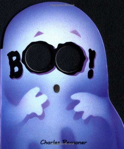 Boo! (Halloween Book)