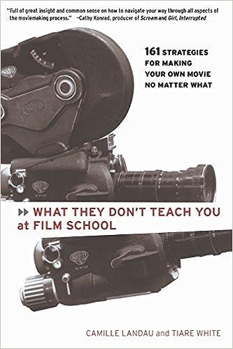 Resultado de imagen de What they don't teach you at film school – Camille Landau y Tiare White