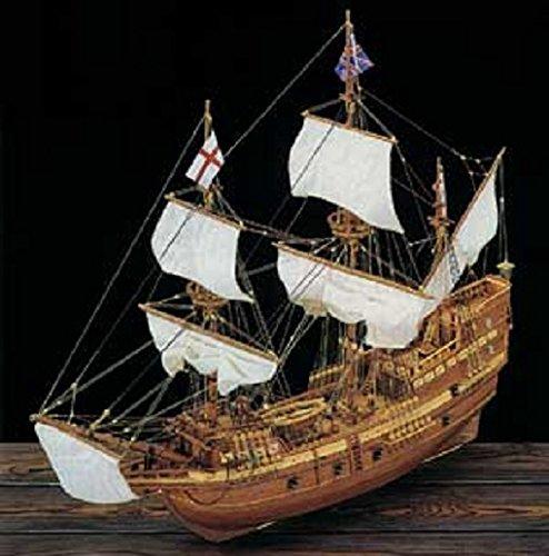 Constructo D80819 - Holzbausatz Mayflower - England 1620 - 1:65