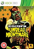 Red Dead Redemption Undead Nightmare Xbox 360 for PAL