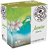 Coffee Bean & Tea Leaf Single Serve Tea Cups, Jasmine Green, 16 Count (Pack of 4)