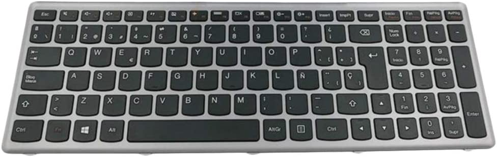 Gazechimp Laptop España Teclado para Lenovo Ideapad Z500 Z500A Z500 Z500G P500: Amazon.es: Electrónica