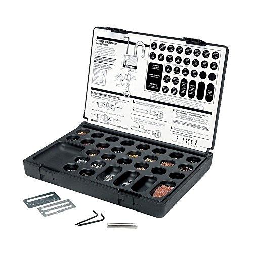 Master Padlock Lock Pinning Tools & Parts Service Rekeying Pin -