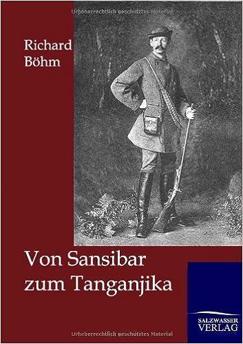 Book Von Sansibar zum Tanganjika