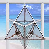 Rainbow Water Prism (Giant Star Rainbow Maker) Glass Crystal Suncatcher