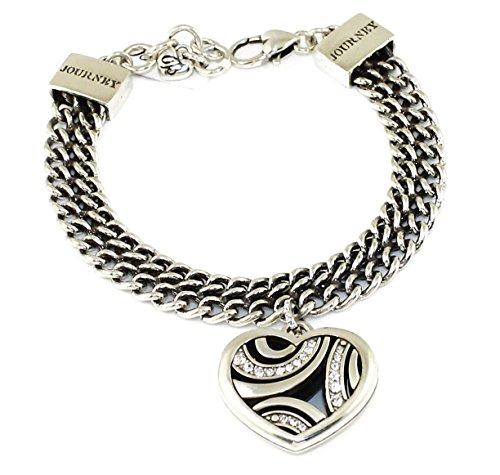 (Brighton Trusting Heart Silver Plated)