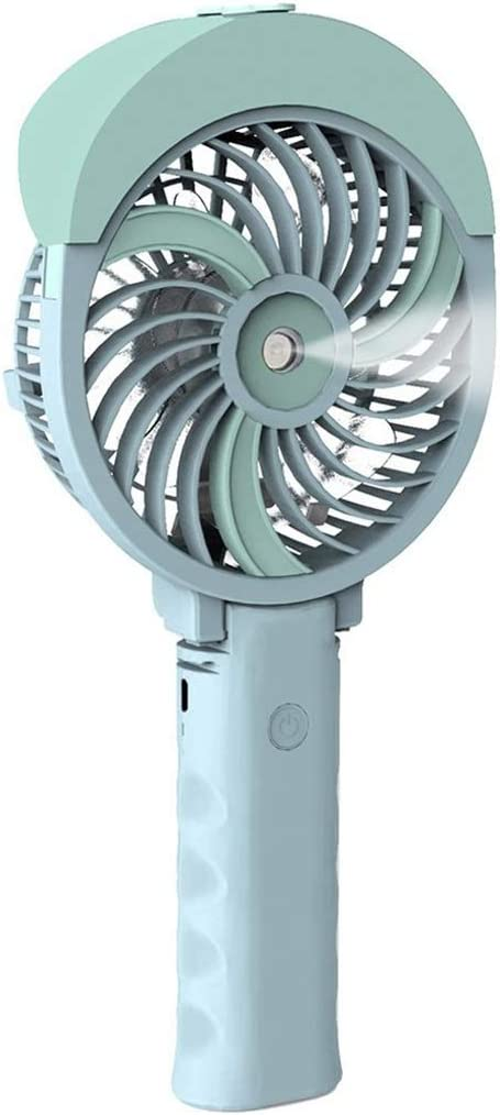 Muss Oasis Son Mini Ventilateur Rechargeable en Spray pour