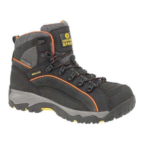 Chaussures montantes de sécurité Amblers Steel FS193n pour homme (40 EUR) (Noir)