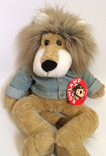 (Macy's Rowland Lion Plush Full Body)