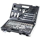 Kit de 92 outils Clés en pouces pour Harley Davidson Sportster Dyna Softail