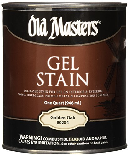 (Old Masters 80204 80204 Gel Stain)