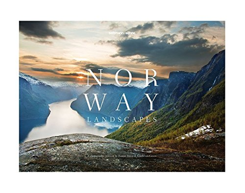 NORWAY Landscapes: A Photographic Portrait by Hanne Malat & Frank van Groen (English and German Edition)