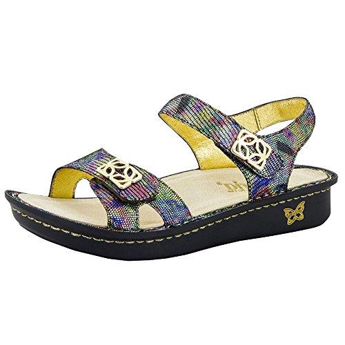 - Alegria Women's Vienna Sandal Shine on 39