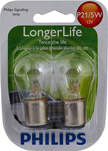 Philips 12499 LongerLife Miniature Bulb, 2 Pack (Gt 2000 4 Vs Gt 2000 5)